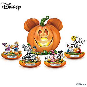 Mickey Mouse & Friends Spooktacular Halloween Collection